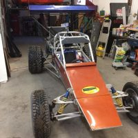 Wells Coyote Chassis #015